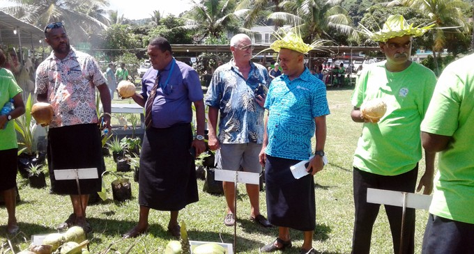 Coconut Industry's Future Bright: Pillay